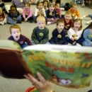 """Storytime with Patti this Friday at 10am. The theme is """"Birds, Bugs & Blooms!"""""""