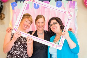 Our Fancy Nancy Staff! They worked so hard sure make sure it was a success!