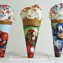 Ice Cream Social and Superhero Parade through town on August 21st @ 6pm (wear your cape and mask)