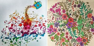 Teen Coloring Club January 7th & 21st, 3-5pm